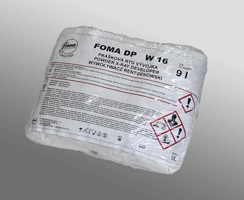FOMA DP powder developer