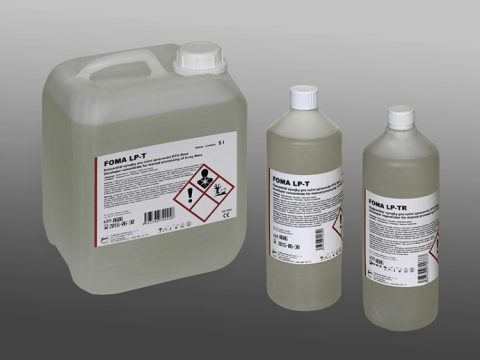 Dental chemicals LP T