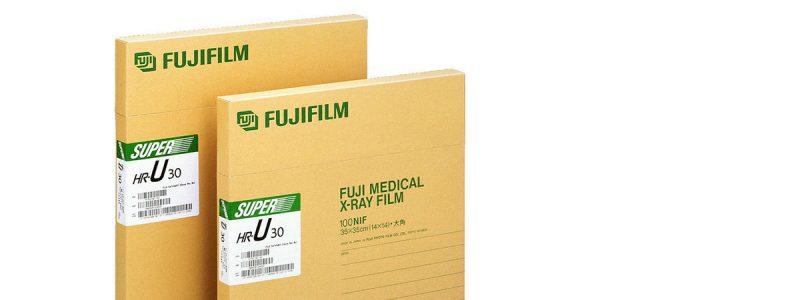 Fuji medical dry imaging films blue case