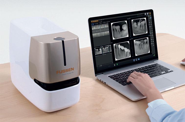 Dental Plate Imaging Scanner Dental Systems Ultimate