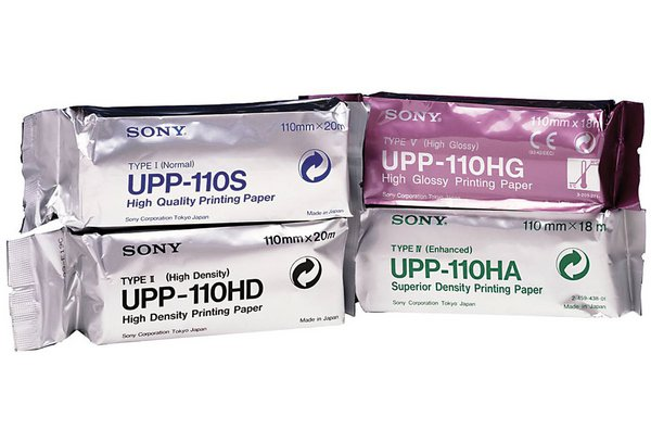 Sony UPP-110HA Thermal Paper
