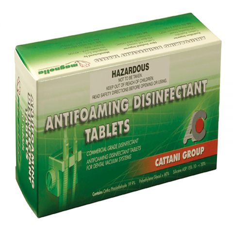 anti-foaming tablets for Aspirators