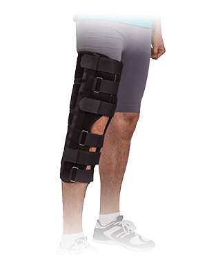 knee-immobiliezer