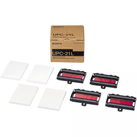 UPC21L A6 Color Print Pack
