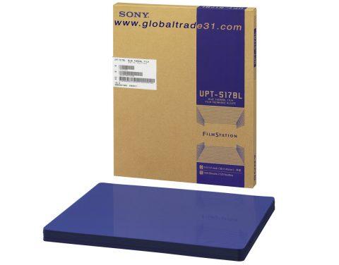 UPT-517BL  Blue thermal film