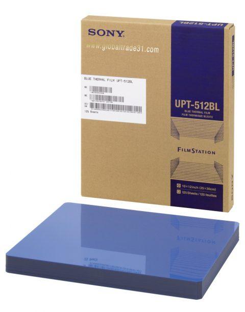 Sony UPT512BL blue thermal film